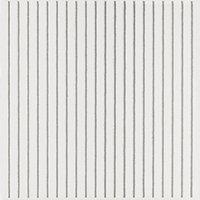 Tear 1 Prata Ceramic Wall Tile - 7 x 7 in