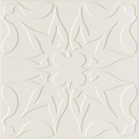 Flow 1 Nude Ceramic Wall Tile - 8 x 8 in