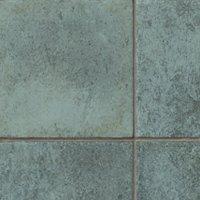Atlantis Green Hard Ceramic Wall and Floor Tile - 8 x 8 in