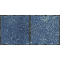 Atlantis Blue Hard Ceramic Wall and Floor Tile - 4 x 8 in
