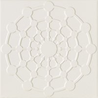 Flow 2 Nude Ceramic Wall Tile - 8 x 8 in