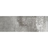 Decor Constellation Dark Grey A Ceramic Wall and Floor Tile - 10 x 30 in