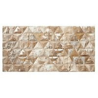 Sides HD Beige ACT Porcelain Wall Tile - 18 x 35 in