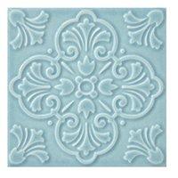 Twenty TD Acqua BR 2 Porcelain Wall Tile - 7 x 7 in