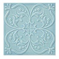 Twenty TD Acqua BR 3 Porcelain Wall Tile - 7 x 7 in