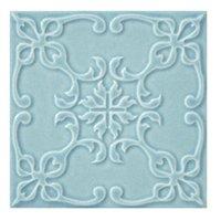 Twenty TD Acqua BR 4 Porcelain Wall Tile - 7 x 7 in