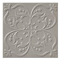 Twenty TD Argento NAT 3 Porcelain Wall Tile - 7 x 7 in