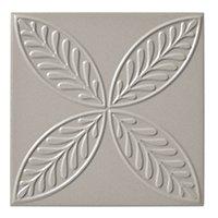 Twenty TD Argento NAT 5 Porcelain Wall Tile - 7 x 7 in
