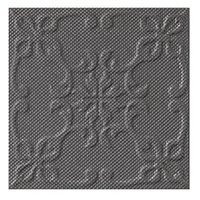 Twenty TD Dark AC 4 Porcelain Wall Tile - 7 x 7 in