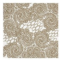 Effect Gold AC Ceramic Wall Tile - 11 x 11 in