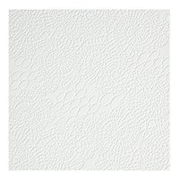 Effect White AC Ceramic Wall Tile - 11 x 11 in