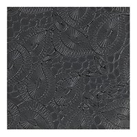 Effect Black AC Ceramic Wall Tile - 11 x 11 in