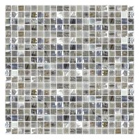 Grenada Glass Mosaic Tile - 0.5 x 0.5 in.