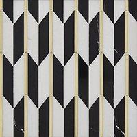 Streamline Stone Mosaic Tile