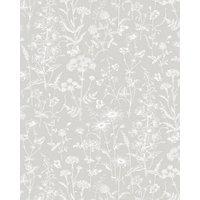 Laura Ashley Lisette Flint Splashback Wall Tile - 24 x 30 in