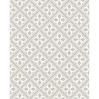 Laura Ashley Mr Jones Dove Grey Splashback Wall Tile - 24 x 30 in
