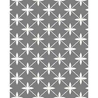 Laura Ashley Wicker Charcoal Splashback Wall Tile - 24 x 30