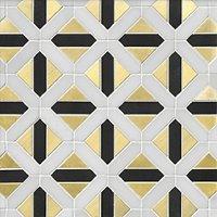 Corbusier Stone Mosaic Tile