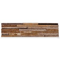Brooklyn Architectural Limestone Wall Tile - 4 x 16 in