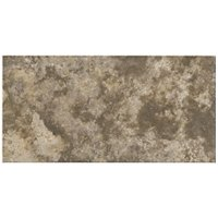 Terra Mocha Polished Travertine Wall Tile - 6 x 12 in