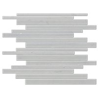 Silver Mist Honed Corinth Limestone Wall Tile