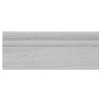 Silver Mist Honed Limestone Wall Tile Skirting