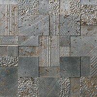 Harmony Silverleaf Mosaic Travertine Wall Tile - 12 in