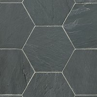 Hexagon Tile The Tile Shop - 10 inch hexagon tile
