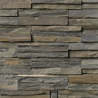 California Gold Large Architectural Slate Wall Tile - 6 x 24 in