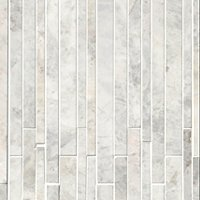 Siberian Pearl Brushed Corinth Marble Wall Tile