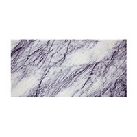 Milas Lilac Polished Marble Wall and Floor Tile - 12 x 24 in