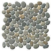 Earth Pebbles Medium 12 x 12 in