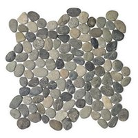 Stone Pebbles Floor Tile The Tile Shop - Pebble tiles for bathroom floor