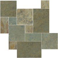Kathari Mocha Large Versailles 15.92 sq ft
