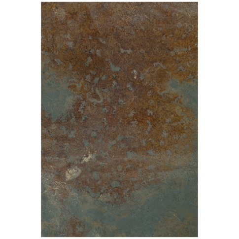 Copper Rust Slate Wall and Floor Tile - 16 x 24 in