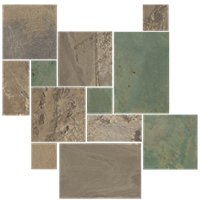 Kathari Mocha Small Versailles 8.98 sq ft