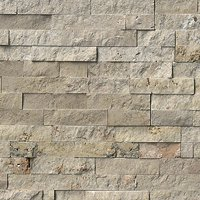 Navajo Travertine Architectural Tile - 6 x 21.5 in.