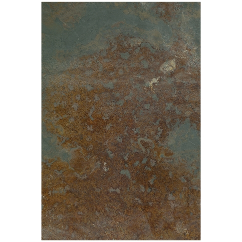 Copper Rust Slate Wall and Floor Tile - 12 x 18 in
