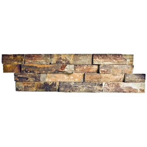 Tucson Quartzite Architectural Tile - 6 x 21.5 in.