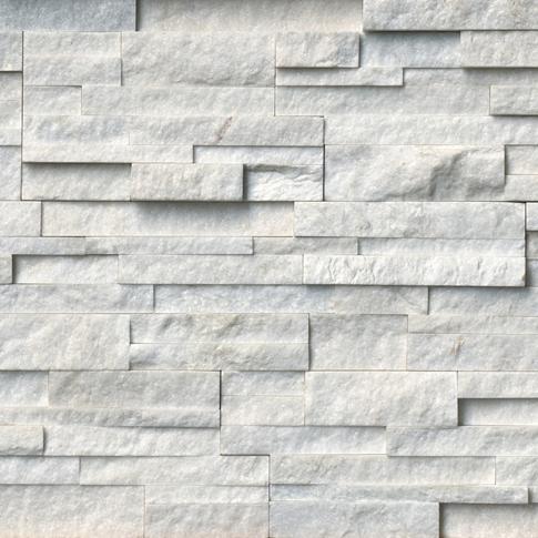 Sierra Vista Quartzite Architectural Wall Tile - 6 x 21.5 in