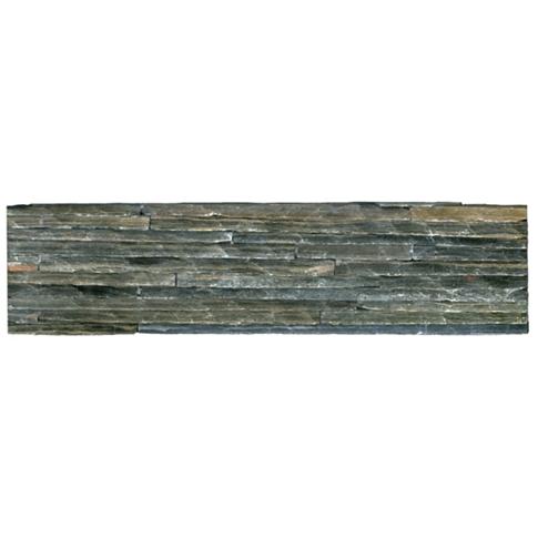 Copper Rust Stanley Slate Wall Tile - 4 x 16 in