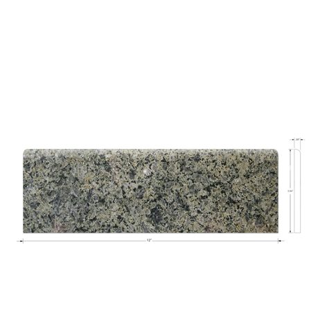 Mountain Green Bullnose 12 in