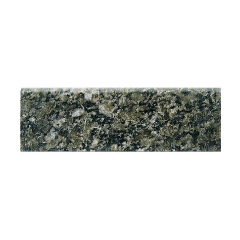 Green Diamond Bullnose 4 x 12 in