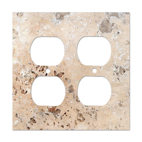 marble wall plate