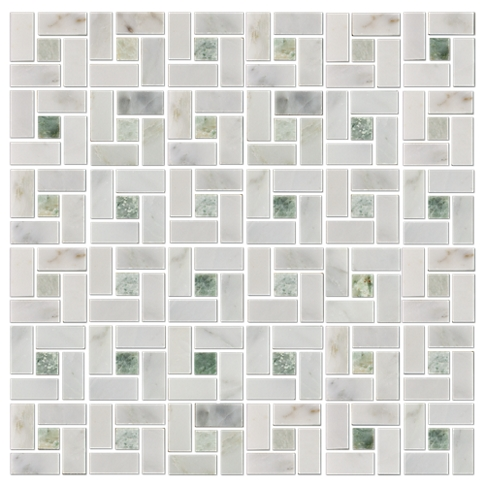 Biltmore Skokie Marble Wall and Floor Tile - 12 x 12 in