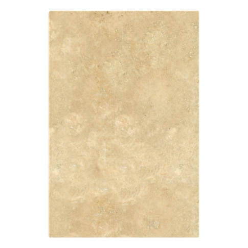 Bucak Light Walnut Travertine Wall and Floor Tile - 8 x 12 in
