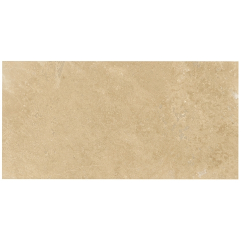 Bucak Light Walnut Travertine Wall Tile - 12 x 24 in.