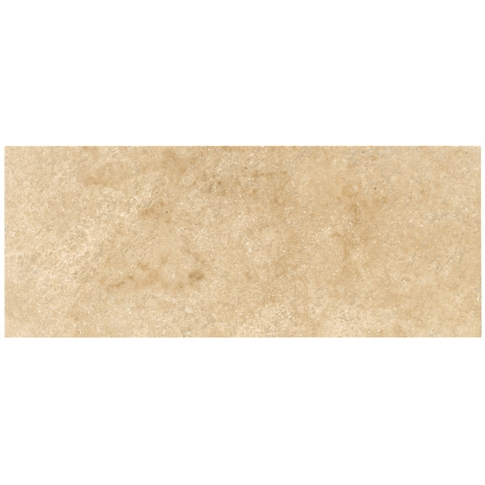 Bucak Light Walnut Polished Travertine Wall Tile - 8 x 20 in.