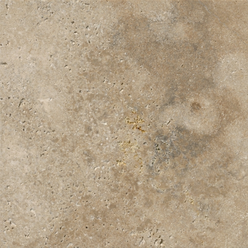 Bucak Silver Honed Unfilled Travertine Wall and Floor Tile - 12 x 12 in