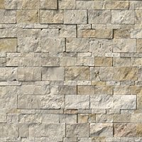 Sydney Travertine Mosaic Tile - 12 x 12 in.
